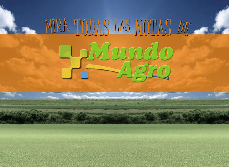 MIRA TODAS LAS NOTAS DE MUNDO AGRO TV!!!