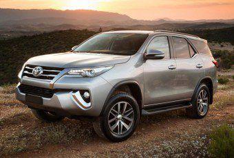 2015 Toyota Fortuner Crusade