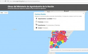 mapa ministerio